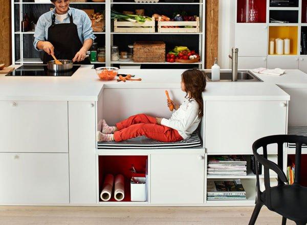 50 fotos de cocinas americanas 2017   ideas para decorar cocinas ...