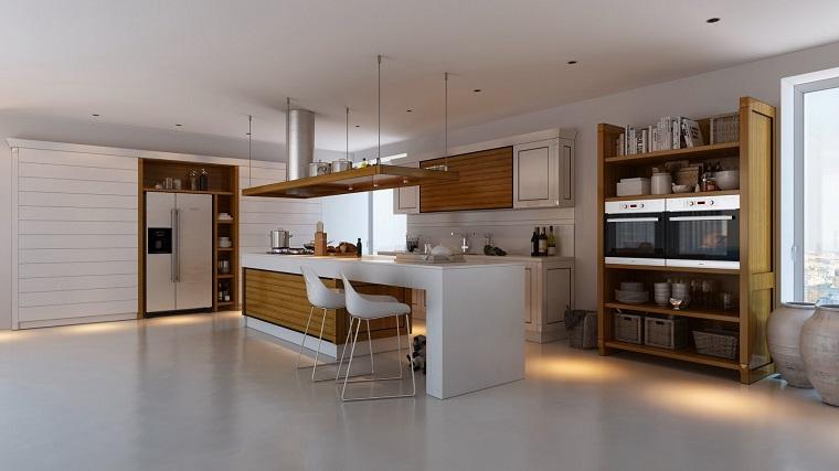 de 100 Fotos Cocinas con Isla 2016 Ideas para decorar cocinas