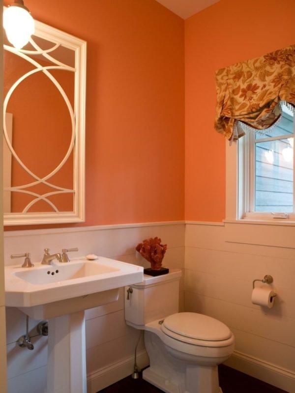 Colores para cuartos de ba o peque os 2018 for De que color se puede pintar un bano