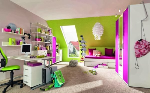 Colores para cuartos juveniles habitaciones 2019 - Combinacion colores habitacion ...