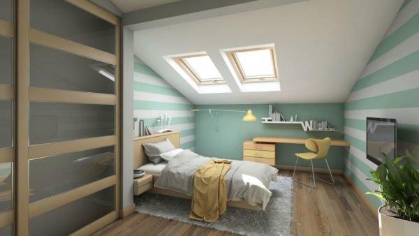 colores-para-cuartos-juvenil-nino-verde