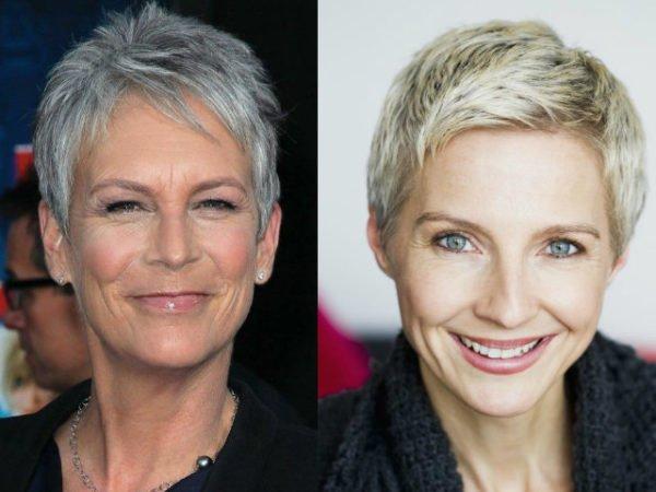 Cortes de cabello y peinados 2020 para mujeres mayores de 50 años ...