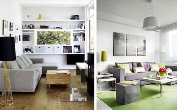De 150 fotos de decoraci n de salones modernos - Decoracion interiores salones modernos ...