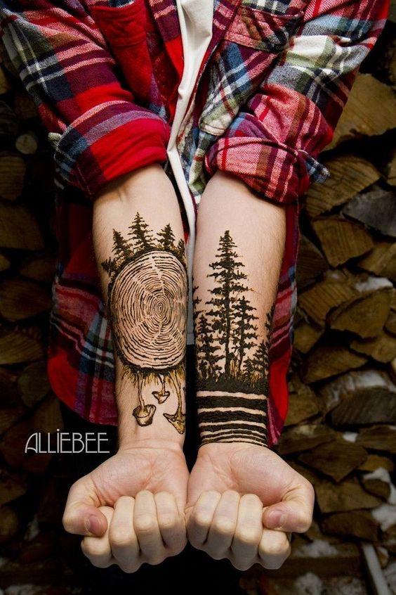 los-mejores-tatuajes-antebrazo-naturaleza
