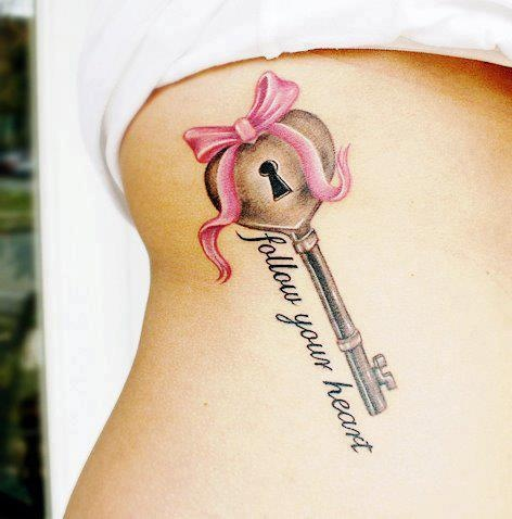 los-mejores-tatuajes-bonitos-tatuaje-llave-sexy