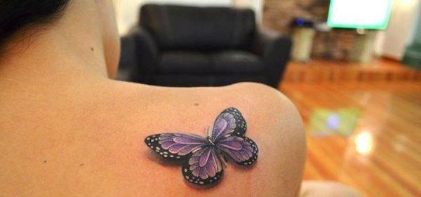 los-mejores-tatuajes-pequeños-mujeres-hombor-3dmariposas