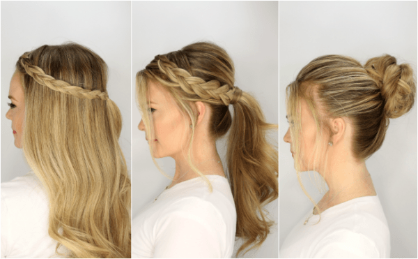 Peinados ibicencos faciles