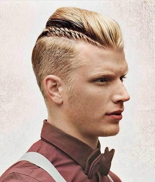 peinados-de-hombre-trenzado