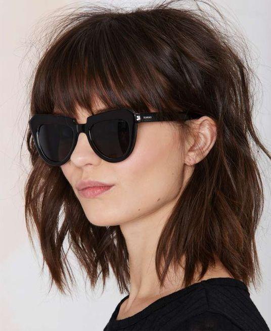 Ms de 50 Peinados de media melena para Verano 2018 Tendenziascom