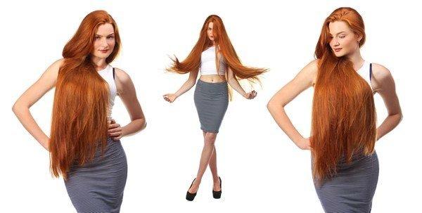 Peinados faciles y rapidos mujer pelo liso