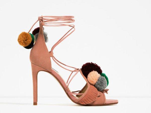 8b4e2b667 Las sandalias de Zara para 2019 - Tendenzias.com