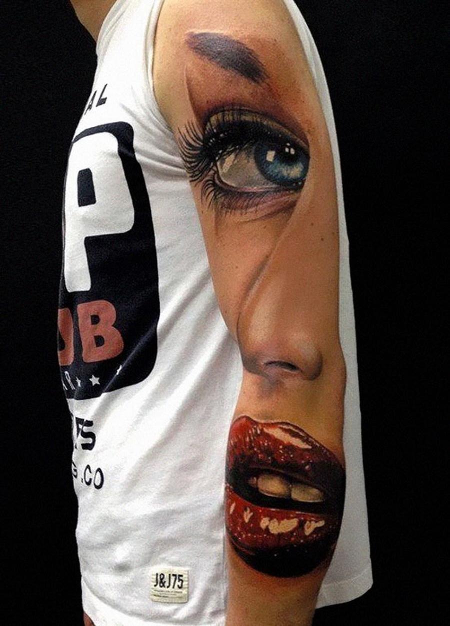 Los Mejores Tatuajes En El Brazo Tendenzias Com