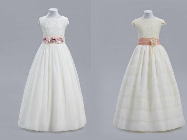vestidos-de-comunión-niña-el-corte-inglés-cinto-rosa