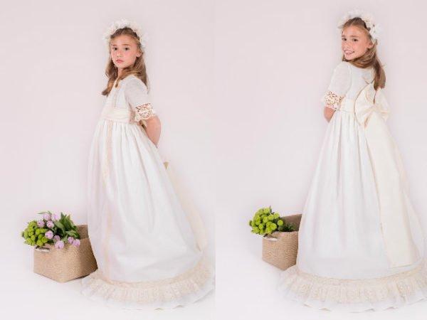 vestidos-de-comunión-niña-rosa-clará-lazo