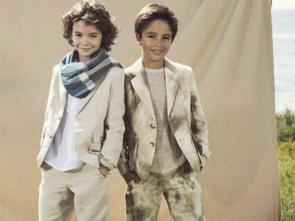 vestidos-de-comunión-niño-rubio-kids-moderno