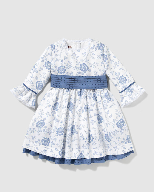 c51a3e016 Vestidos de fiesta de niña Primavera Verano 2019 - Tendenzias.com