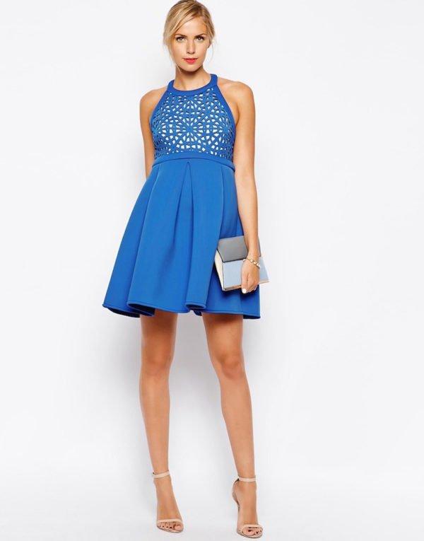 vestidos-de-fiesta-premama-azul-electrico