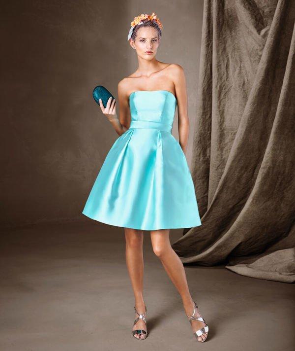 vestidos-de-fiesta-pronovias-celeste-corto