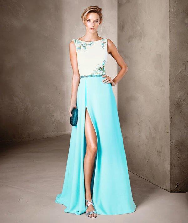 vestidos-de-fiesta-pronovias-celeste-raja