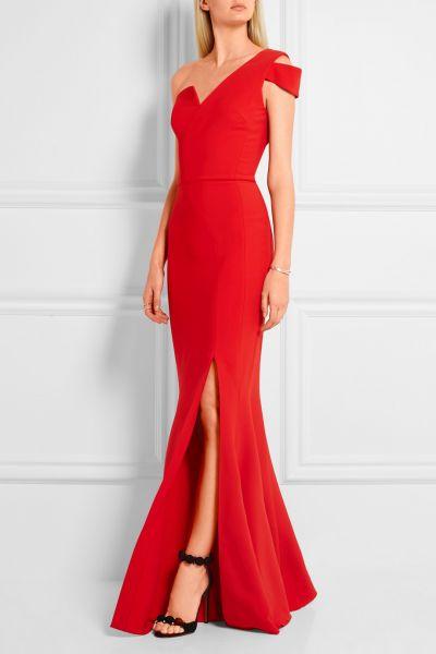 vestidos-de-fiesta-rojos-otono-invierno-2017-asimetrico