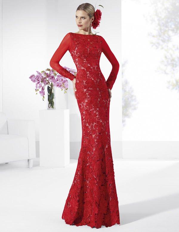 vestidos-de-fiesta-rojos-otono-invierno-2017-bordados