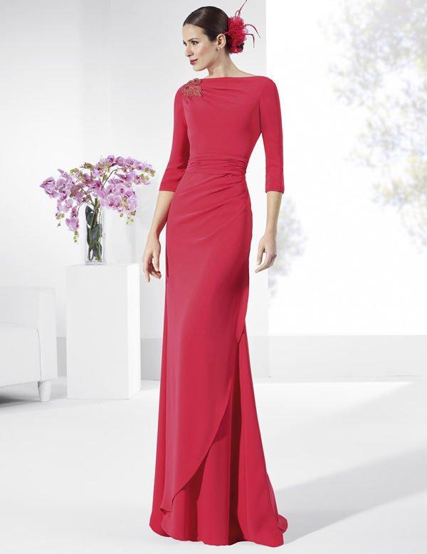 vestidos-de-fiesta-rojos-otono-invierno-2017-cenido-flamenco