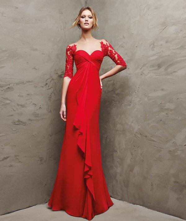 vestidos-de-fiesta-rojos-otono-invierno-2017-encaje-brazos