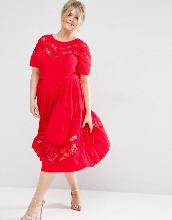 vestidos-de-fiesta-rojos-otono-invierno-2017-talla-grande