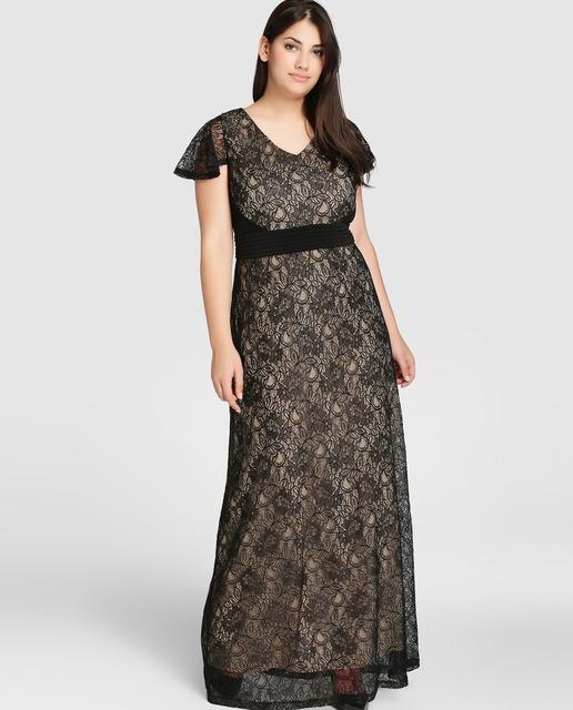 Alquiler vestidos fiesta tallas grandes