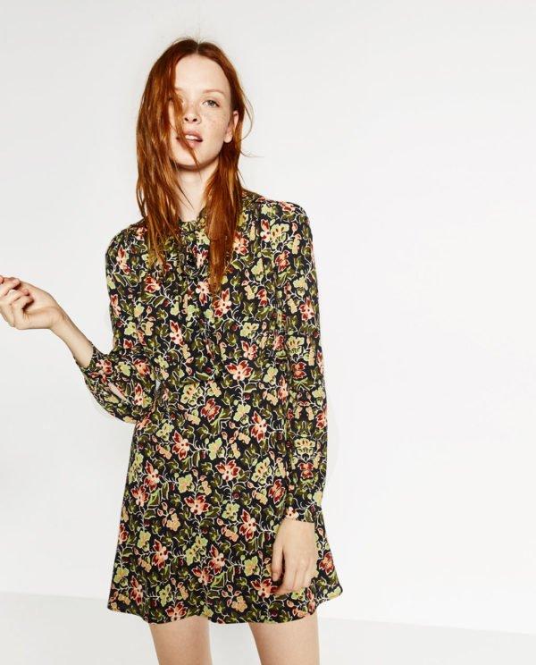 vestidos-de-fiesta-zara-otono-invierno-2017-estampado-corto-hippy