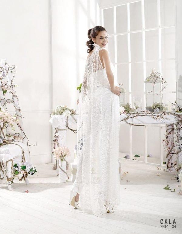 Vestidos de novia para boda civil 2019