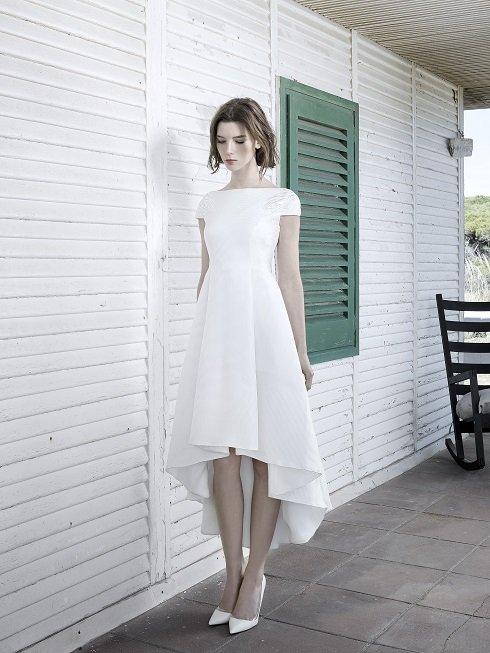Vestidos para boda civil otono