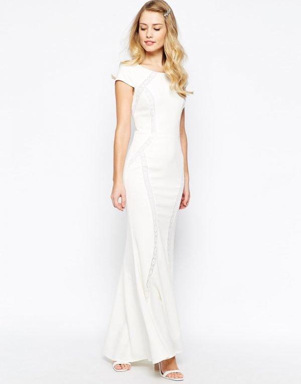 vestidos de novia para boda civil simtrico