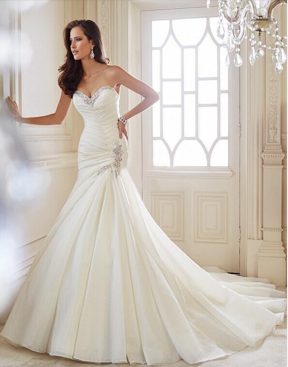 Vestidos de novia elegantes y bonitos