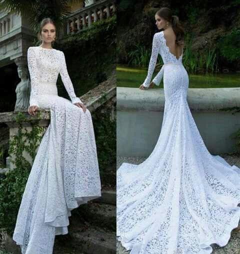 vestidos,de,novia,corte,sirena,otoño,invierno,2017,
