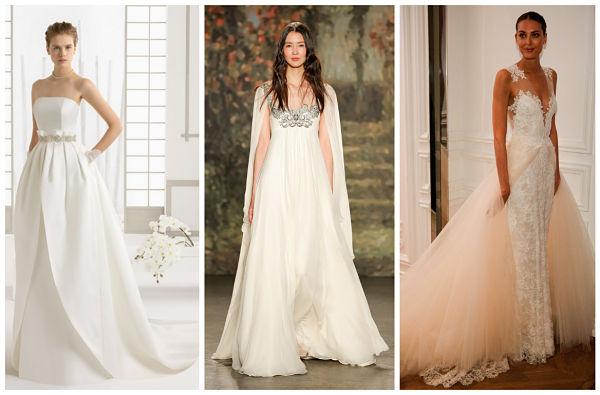Vestidos de novia de el corte ingles