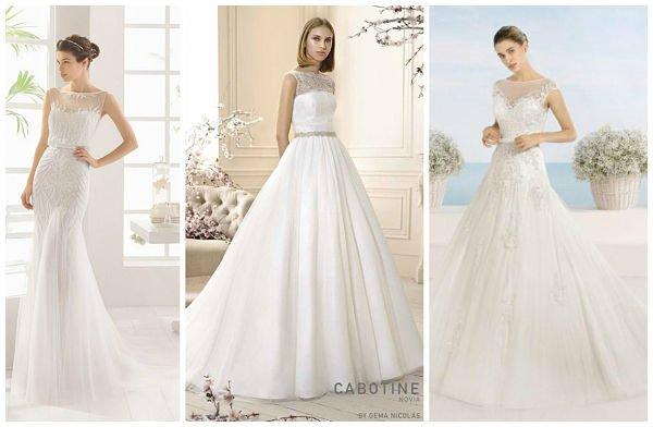 Corte ingles vestidos de boda largos