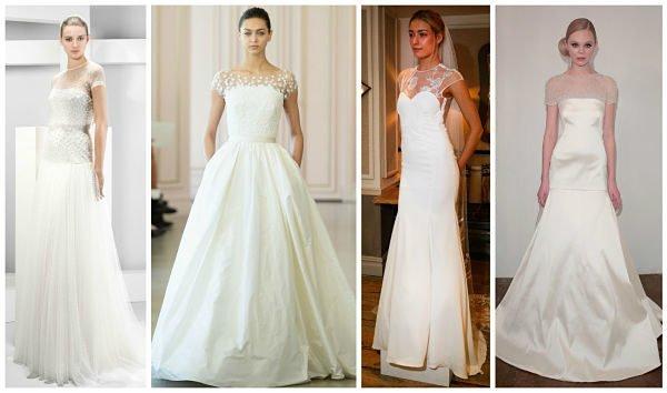 vestidos-de-novia-el-corte-ingles-manga-corta