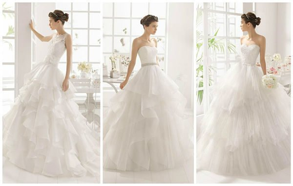 Vestidos boda civil corte ingles