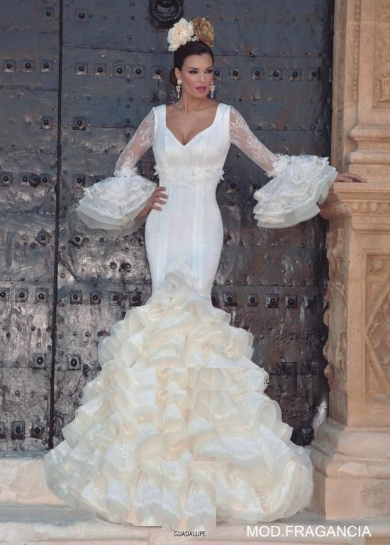 vestidos-de-novia-flamencos-otoño-invierno-2017-fragancia