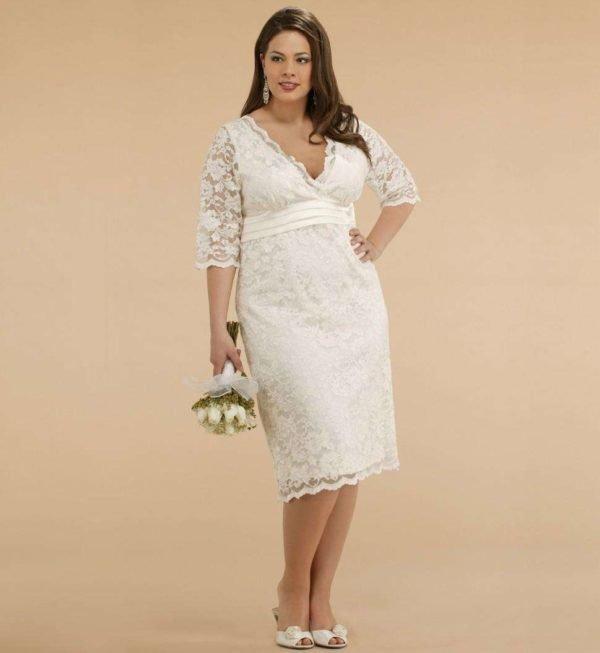c942d8f9f Vestidos de novia para gorditas Primavera Verano 2019 - Tendenzias.com