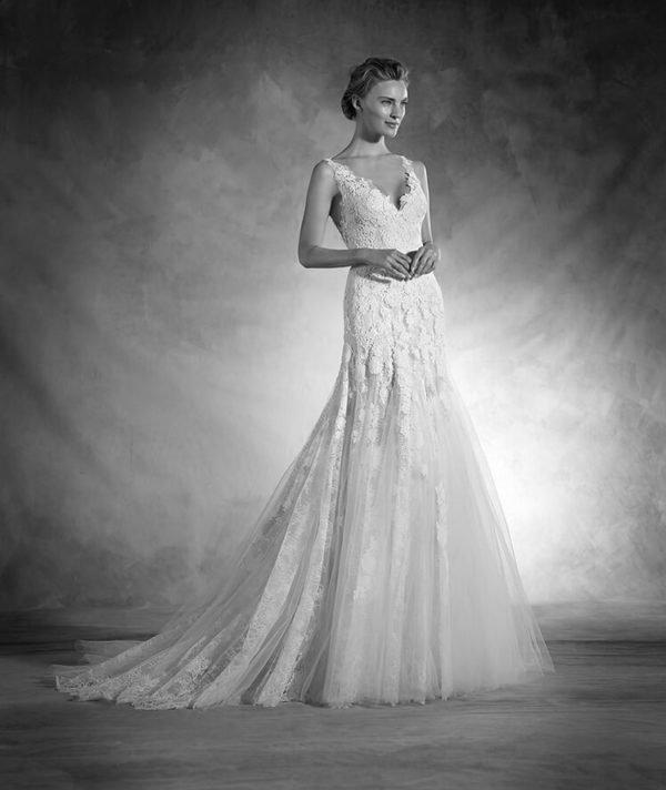 vestidos-de-novia-pronovias-otono-invierno-2017-falda-tul