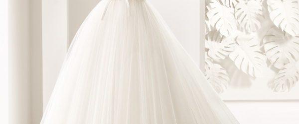 Vestidos de novia Rosa Clará Invierno 2017
