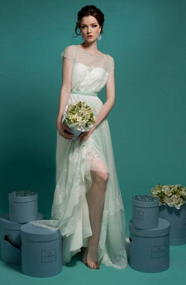 los mejores vestidos de novia vintage primavera verano 2019