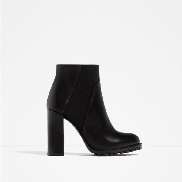 modelado duradero nuevo producto venta de bajo precio Catálogo Zara botas Otoño Invierno 2019-2020 - Tendenzias.com