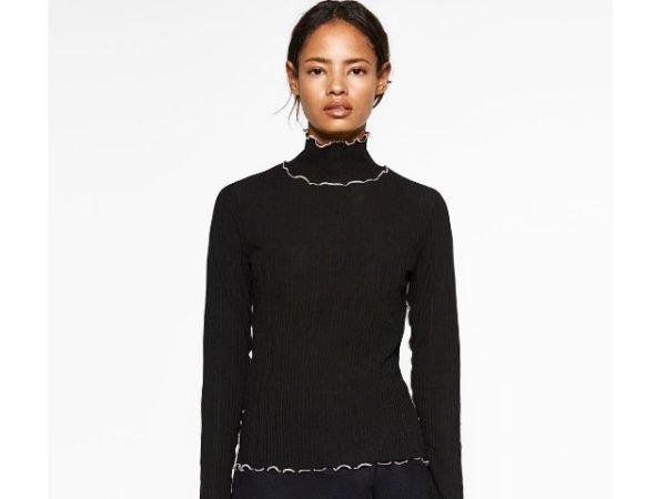 zara-camiseta-negra