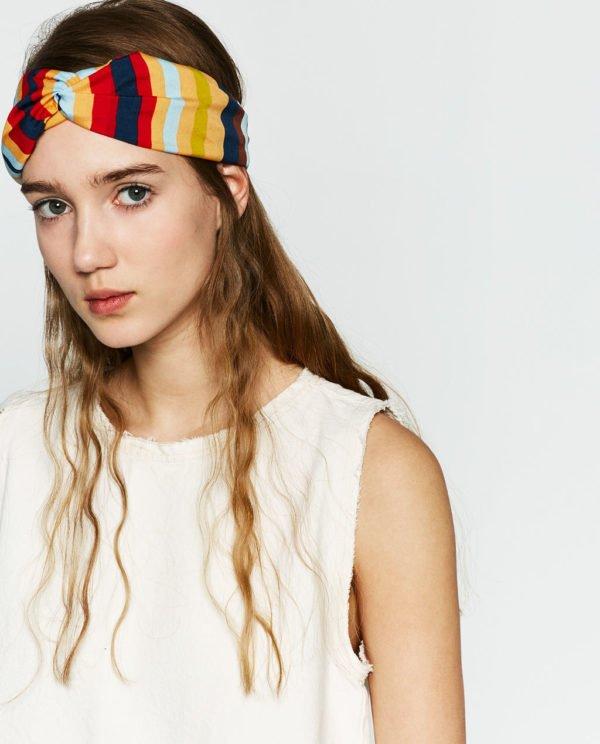 Los complementos Zara para Primavera Verano diademas