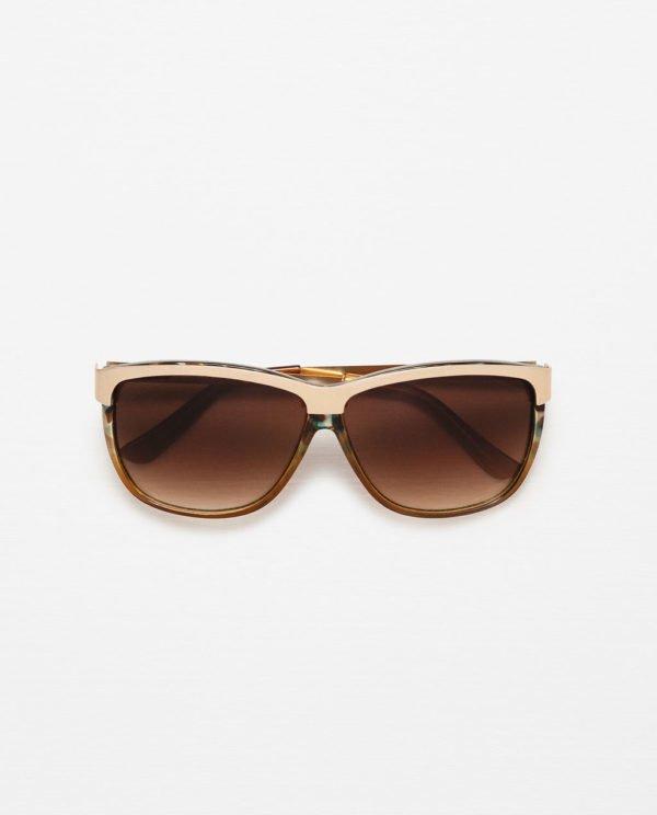 zara-complementos-gafas-de-metal-bronce
