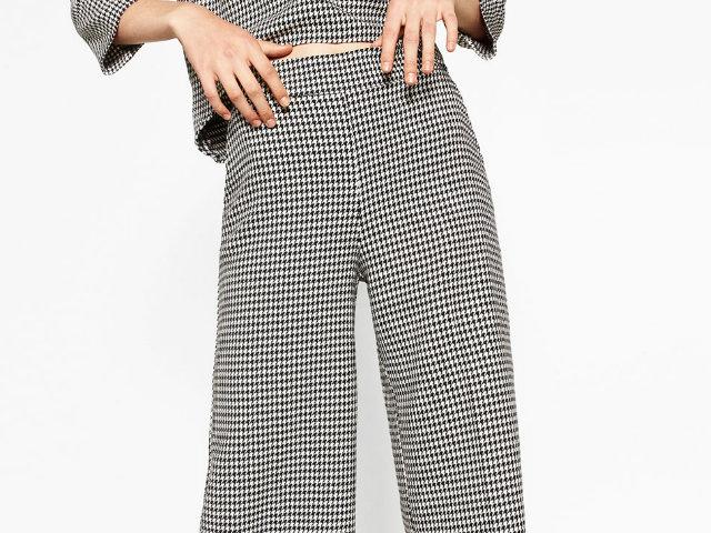 Catálogo de pantalones de Zara para mujer Primavera Verano 2019 ... 999cb192bf6d