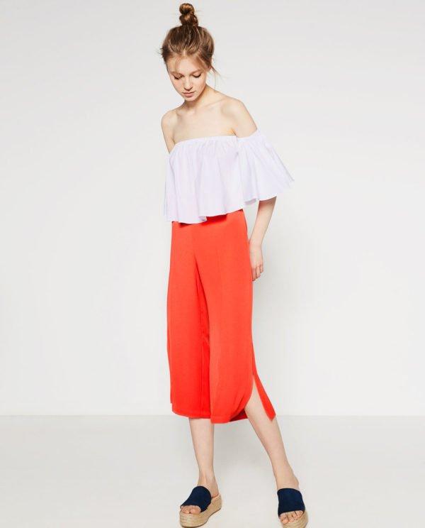 zara-pantalones-culottes-rojo